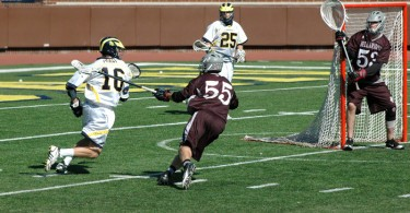 Michigan vs. Bellarmine Lacrosse Game 14