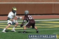 Michigan vs. Bellarmine Lacrosse Game 16