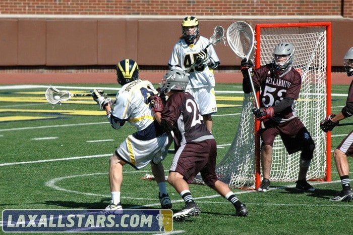 Michigan vs. Bellarmine Lacrosse Game 19