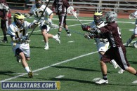 Michigan vs. Bellarmine Lacrosse Game 23