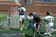 Michigan vs. Bellarmine Lacrosse Game 24