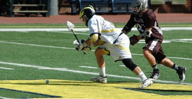 Michigan vs. Bellarmine Lacrosse Game 26