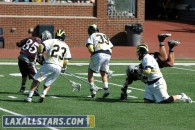 Michigan vs. Bellarmine Lacrosse Game 27