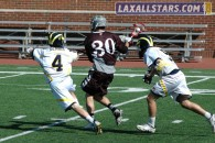 Michigan vs. Bellarmine Lacrosse Game 28