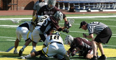 Michigan vs. Bellarmine Lacrosse Game 30