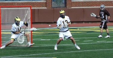 Michigan vs. Bellarmine Lacrosse Game 31