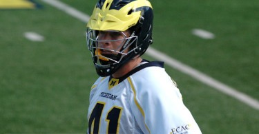 Michigan vs. Bellarmine Lacrosse Game 32