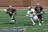Michigan vs. Bellarmine Lacrosse Game 33