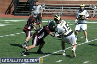 Michigan vs. Bellarmine Lacrosse Game 36