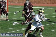 Michigan vs. Bellarmine Lacrosse Game 37