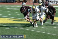 Michigan vs. Bellarmine Lacrosse Game 38