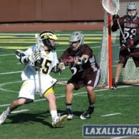Michigan vs. Bellarmine Lacrosse Game 46