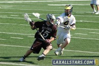 Michigan vs. Bellarmine Lacrosse Game 47