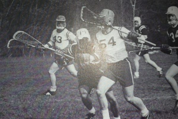 Rivers Lacrosse 1968 wooden sticks lax massachusetts