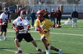 Sam Bradman Salisbury Lacrosse