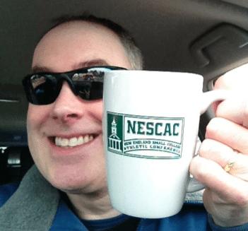 Steve Clay NESCAC Mug