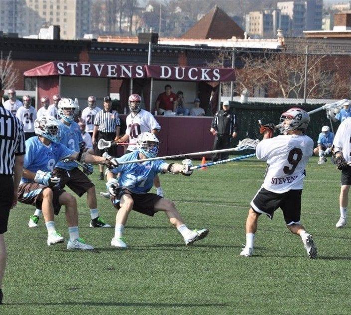 Tufts Stevens Lacrosse