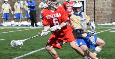 Wesleyan Vs. Hamilton Lacrosse