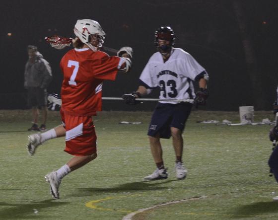 Wesleyan Vs. SUNY Maritime Lacrosse