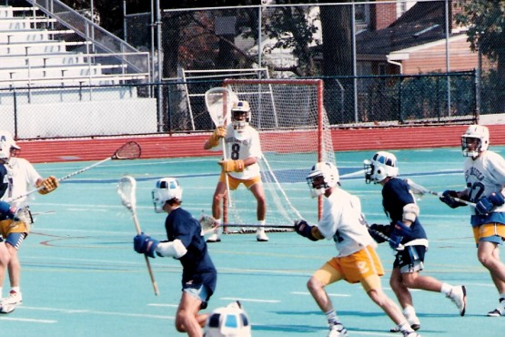 West Chester PA Villanova Lacrosse 1990