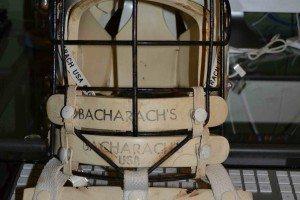 bacharach lacrosse helmet