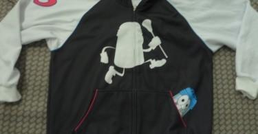 Salt Shakerz sweatshirt prague