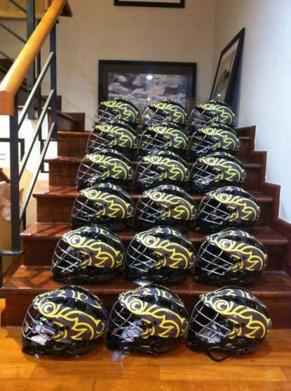 thailand volt lacrosse helmet