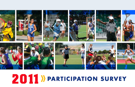 2011 Lacrosse Growth Participation Survey