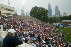 Charlotte is an expansion team with a GREAT stadium!