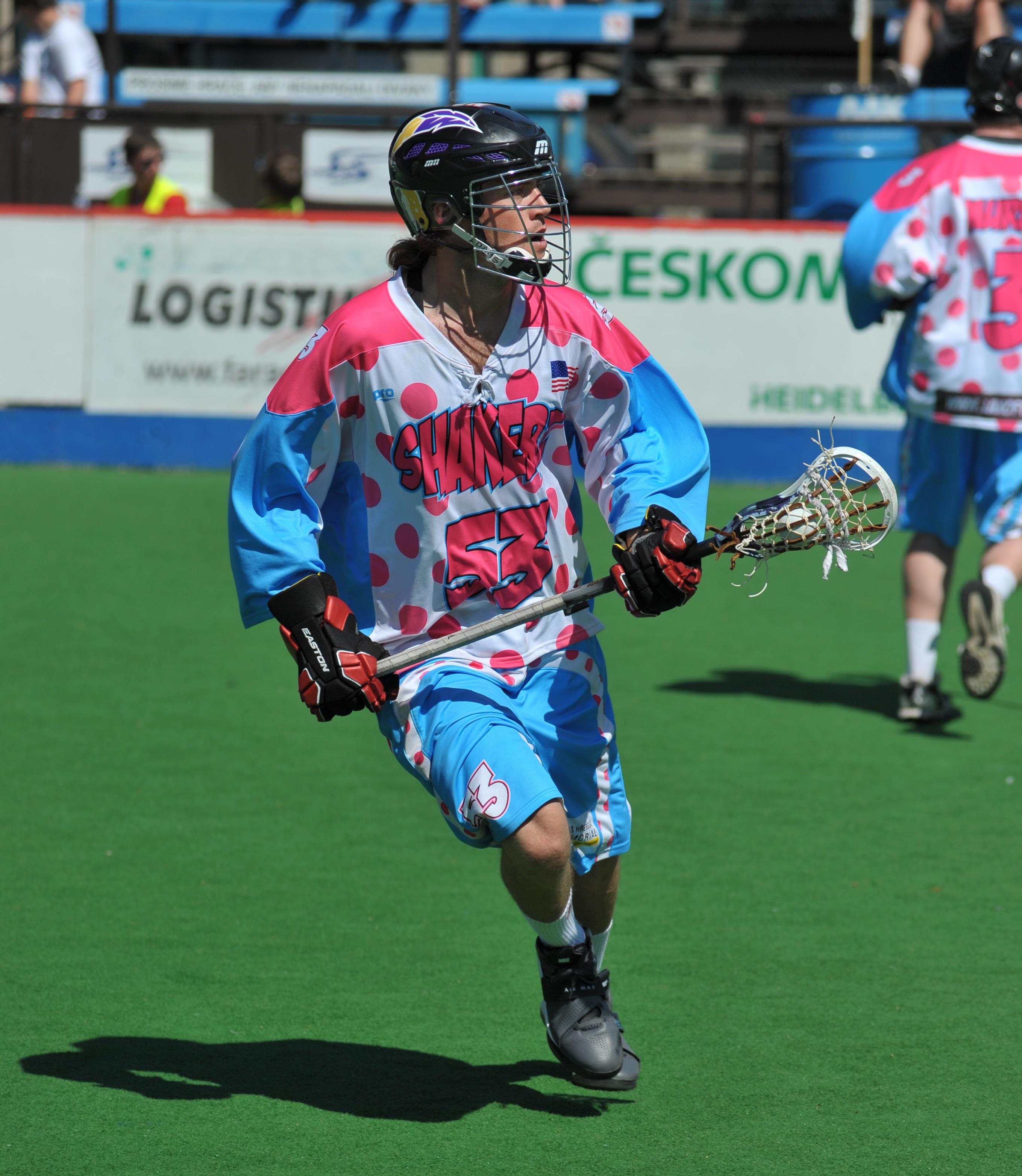 Ales Hrebesky Memorial box lacrosse Salt Shakerz