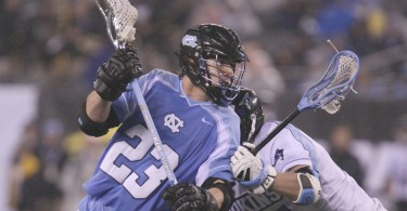 UNC Vs. Johns Hopkins Lacrosse