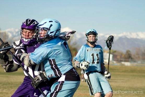 Lehi HS West Jordan lacrosse Utah