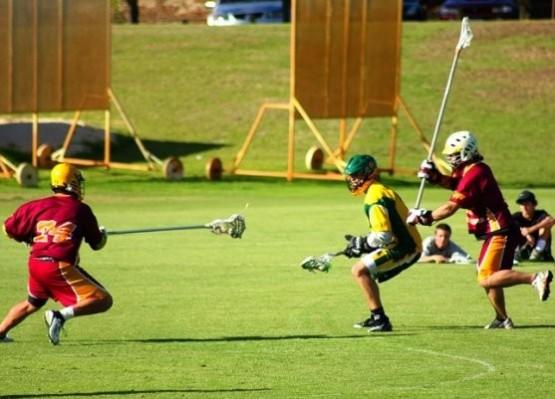 Matt Diver Wembley Lacrosse Club PErth Australia
