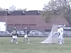 Hidden ball trick lacrosse high school illinois