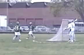 Hidden ball trick lacrosse high school illinois