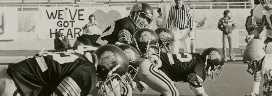 Old School Bishop Kelly Football