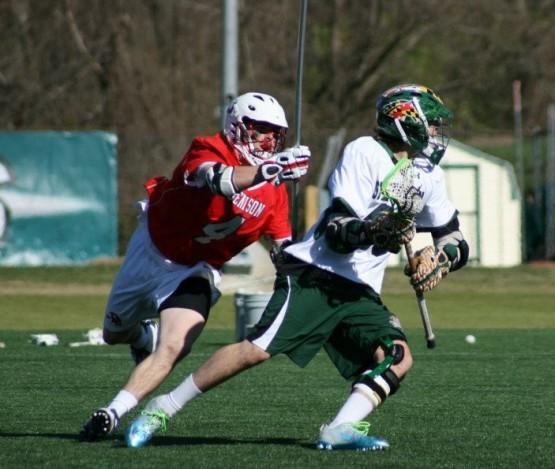 denison stevenson lacrosse
