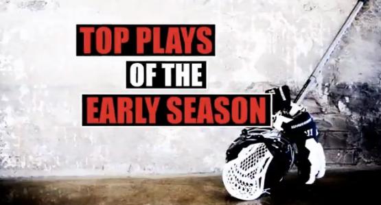 ESPNU Top Lacrosse Plays