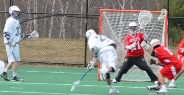 NESCAC Lacrosse 2012 - Wesleyan Vs Colby