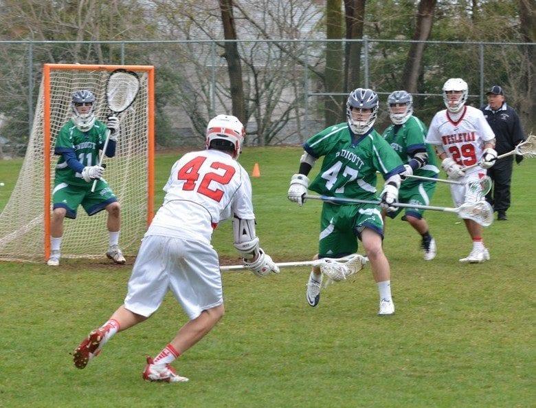 NESCAC Lacrosse 2012 - Wesleyan (Vs. Endicott)