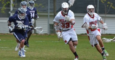 NESCAC Lacrosse 2012 - Wesleyan (Vs. ECSU)