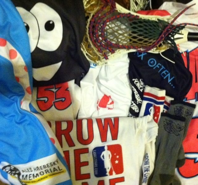 prague box lacrosse gear salt shakerz