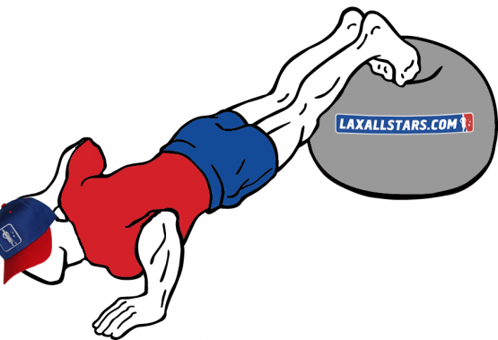 Swiss Ball Push-ups
