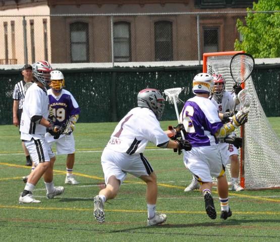 stevens nazareth college lacrosse