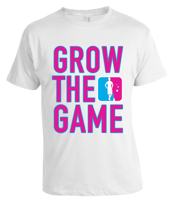 Con Bro Chill Grow The Game Tee