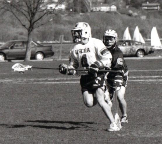 Brian Krautler USCGA lacrosse