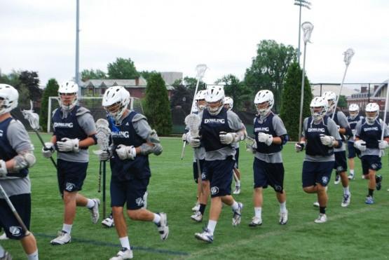 doweling lacrosse practice