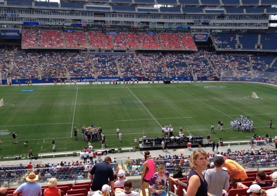 lacrosse final four stands