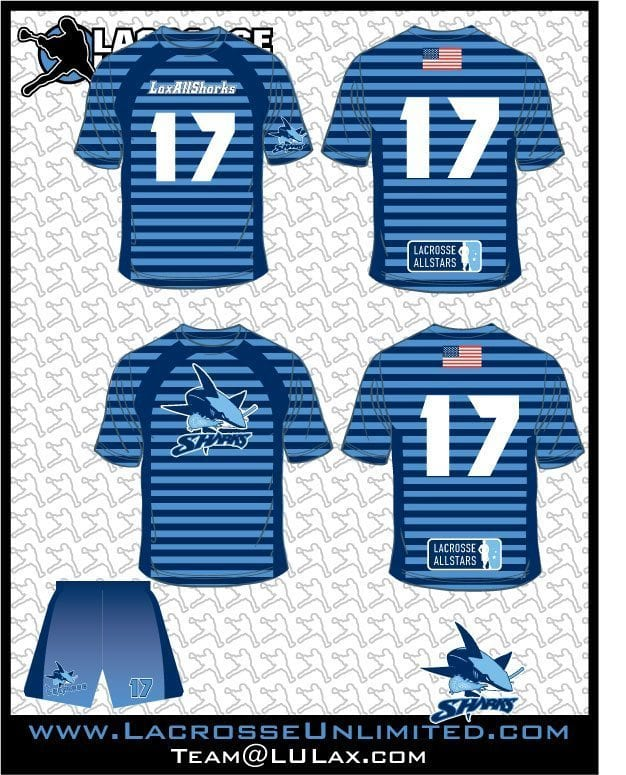 2012 Beach Lax Mock-up