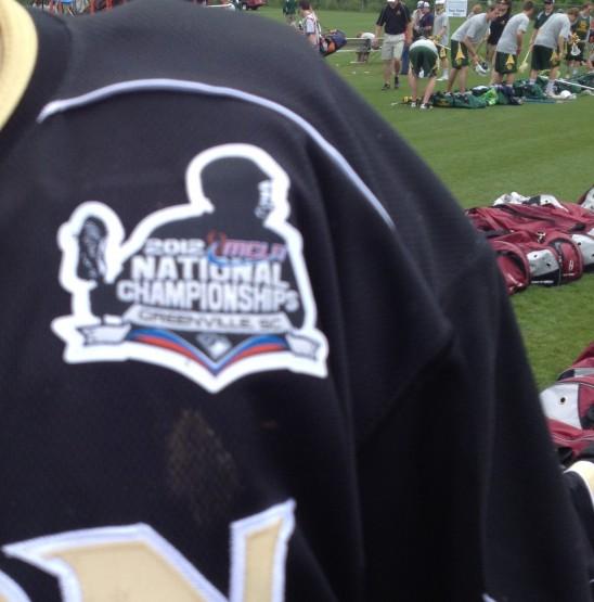 mcla lacrosse patch 2012